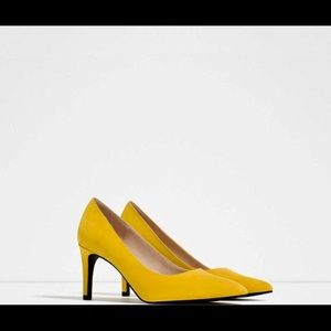 Zara women pumps